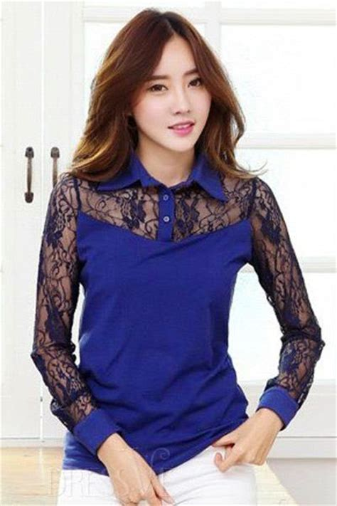 Blouse By Dinda Fashion new summer wear t shirts for european and asian ages by dressve from 2014 15 trend