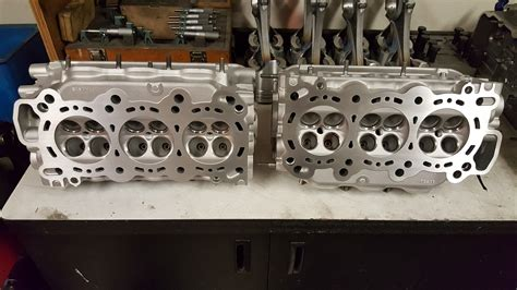 hot cams cylinder head and valve inspection part 1 youtube aluminum honda v6 cylinder heads for valve job surface which includes surfacing milling