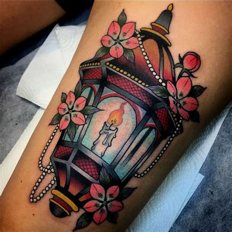 small lantern tattoo 25 best ideas about lantern on etching