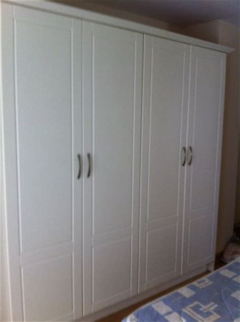 white wardrobe two for sale in ballymahon longford from