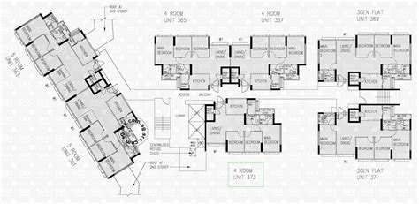 Plan Image yishun street 51 hdb details srx property