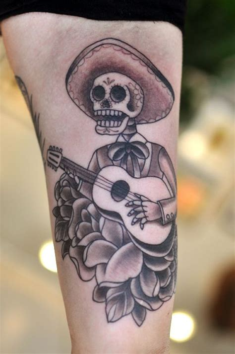 mariachi tattoo day of the dead mariachi band search