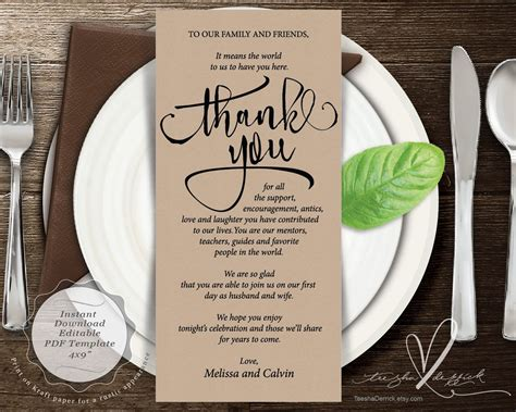 8 best images of thank you cards printable black and white