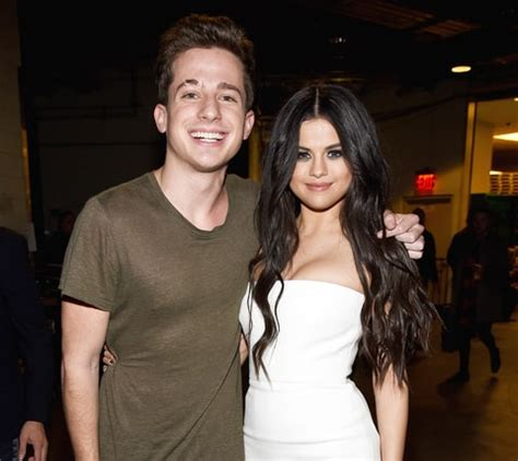 charlie puth ft selena gomez selena gomez hooking up with pal charlie puth us weekly