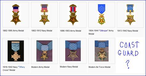 types of medals klinger s place june 2010