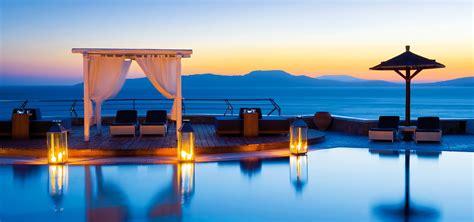 pool and bar pool bar mykonos mykonos grand hotel resort