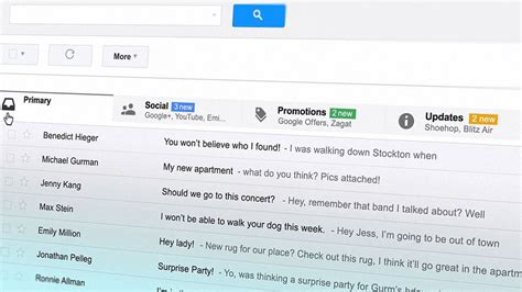 email inbox layout email marketing ottawa new considerations wordpress