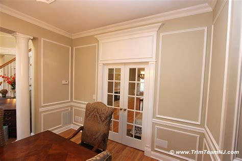 dining room trim ideas wainscot and picture frames traditional dining room