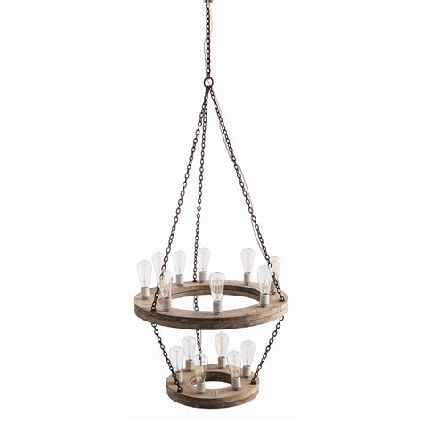 Two Tier Chandelier arteriros geoffrey two tier chandelier gdc home store