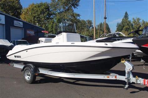 yamaha boats for sale oregon used 2016 yamaha 190 fsh sport for sale in aurora oregon