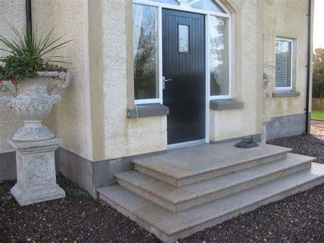 box steps images  pinterest deck steps