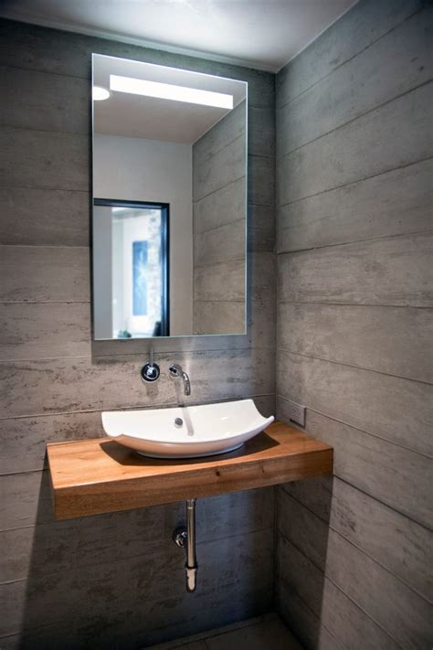 modern powder room sinks mountain contemporary architecture powder room modern with