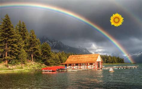 imagenes naturales de arcoiris imagenes de paisajes hermosos del mundo imagenes para