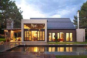 modern rustic home plans modern and rustic home in boulder colorado