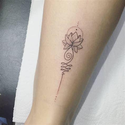 fineline tattoo oliver tanide on instagram unalome um pouco de