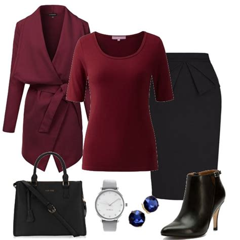 winter work capsule wardrobe  pieces  outfits