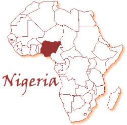 africa map nigeria don t much about nigeria visual culture