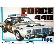 1978 Dodge Monaco 2 Door Force 440 Police Car 1/25 Fs