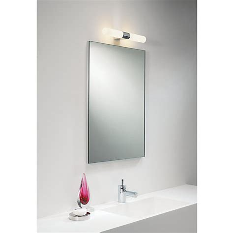 bathroom mirror and lights buy astro mirror bathroom light lewis