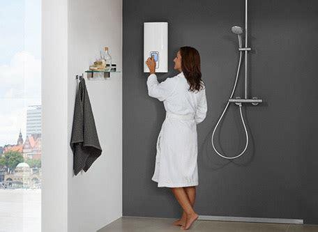 badezimmer überall stiebel eltron dhe durchlauferhitzer 226 mit radio und wlan