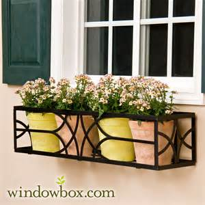 the falling water window box cage square design