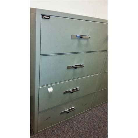 4 Drawer Lockable Filing Cabinet by Gardex 4 Drawer Lockable Proof Filing Cabinet