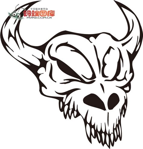 tribal bull skull tattoos tribal bull skull tattoos www imgkid the image kid