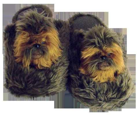 yorkie slippers terrier or chewbacca slippers
