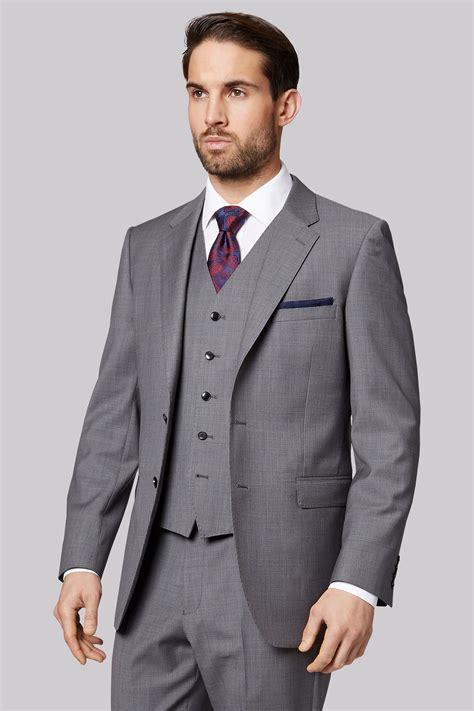 light grey 3 piece suit ermenegildo zegna cloth mens regular fit light grey 3