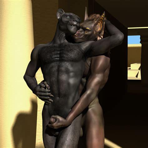 Rule 34 3d Anubis Deity Furry Gay Male Poser Wookiee