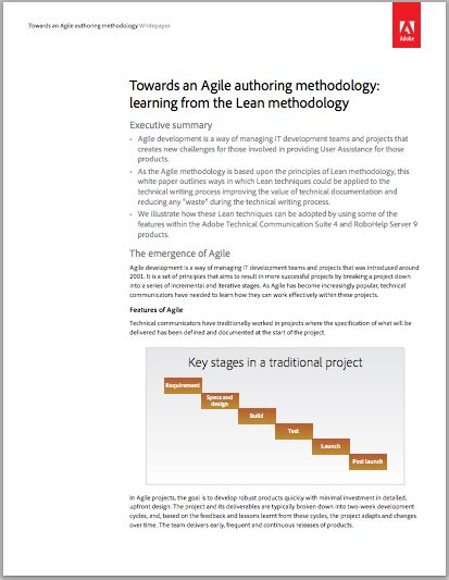 agile software development research papers agile methodology research paper 28 images whitepaper
