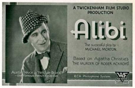Agatha Diane Top In Grey 4605 B alibi 1931 filmaffinity