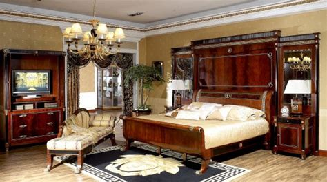 antique italian classic furniture empire bedroom
