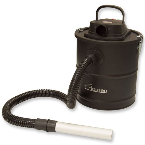 Fireplace Vacuum Cleaner by Hausen 1200w Cylinder 20l Fireplace Ash Vacuum