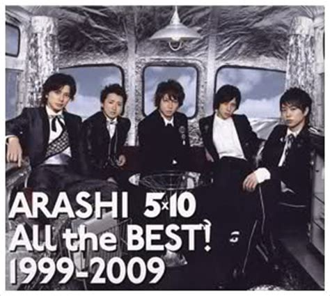Cd Seleksi Mandarin Best 3 Disc album arashi all the best 1999 2009 limited edition