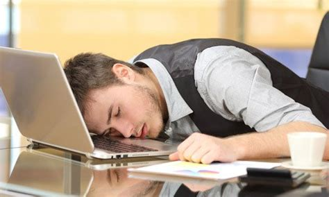 sleeping on desk narcolepsy symptoms determining the cause and treatment