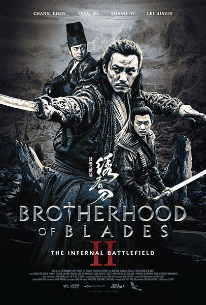 The Infernal brotherhood of blades ii the infernal battlefield