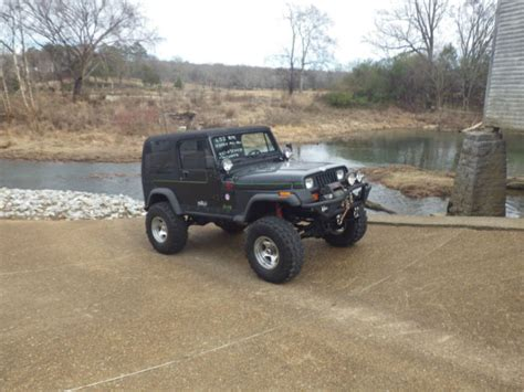 1989 jeep wrangler engine 1989 jeep wrangler ls1 engine project car 4x4