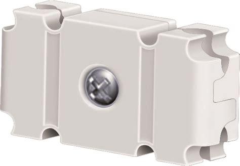 closetmaid universal joiner plate closetmaid 1002 universal joiner plate 1 19 in l x 2 1 4