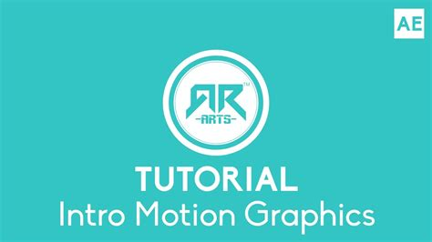 tutorial after effects intro intro motion graphics tutorial after effects youtube