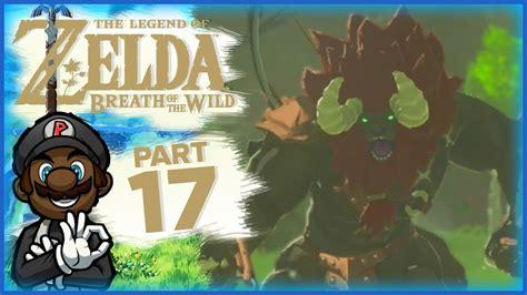 Big Zora the legend of breath of the part 17 quot road
