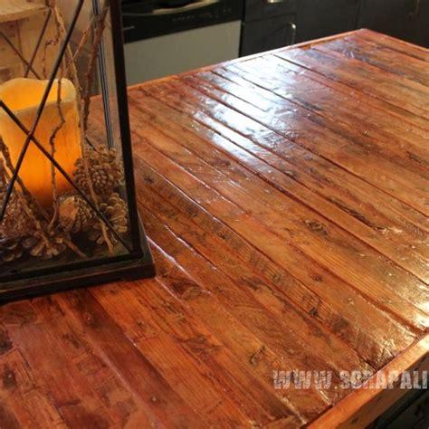 reclaimed wood kitchen island pallets pinterest reclaimed dresser into kitchen island with pallet