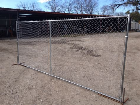 fencing sections fence used chain link fence panels lowes chain link fence