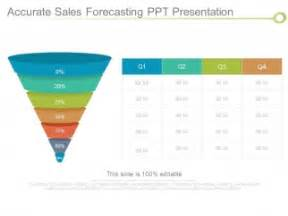 sales forecast template powerpoint accurate sales forecasting ppt presentation powerpoint