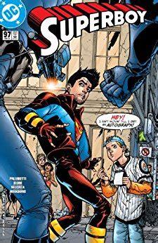 Jimmy John S Gift Card Amazon - amazon com superboy 1994 2002 97 ebook jimmy palmiotti dan didio john mccrea