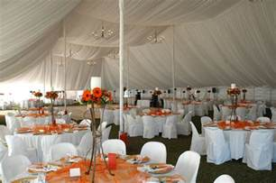 wedding reception south hiring a wedding tent or marquee for your wedding in south