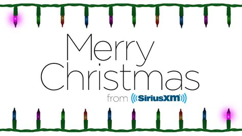 xm printable schedule merry christmas from siriusxm holiday music best of 2014