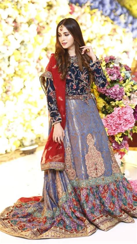 beautiful nimra khan   wedding event pakistani drama celebrities