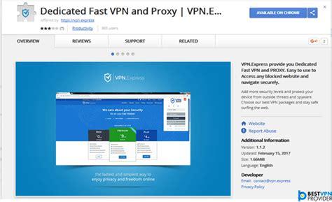 chrome extension vpn vpn express review by bestvpnprovider