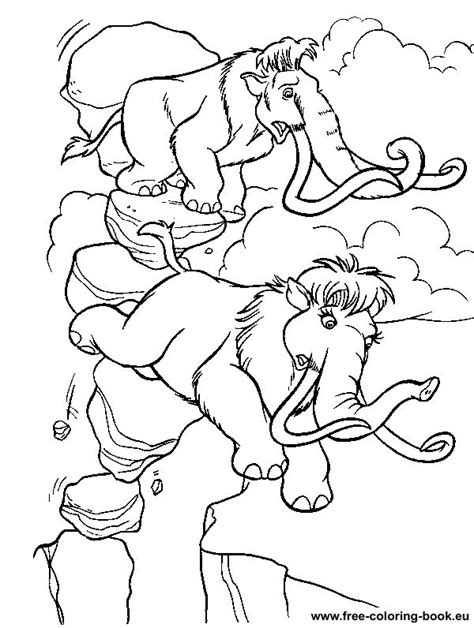 ice age coloring pages online coloring pages ice age page 1 printable coloring pages